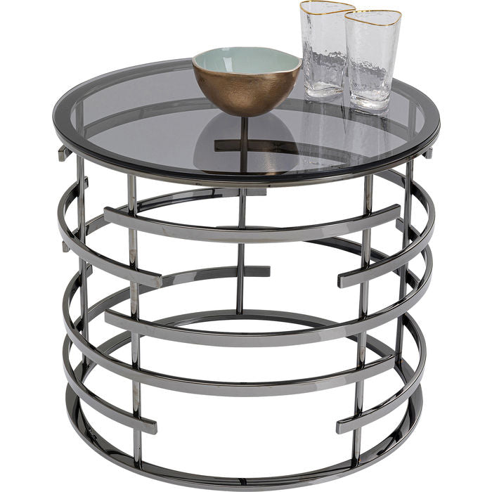 Side Table Saturn Black