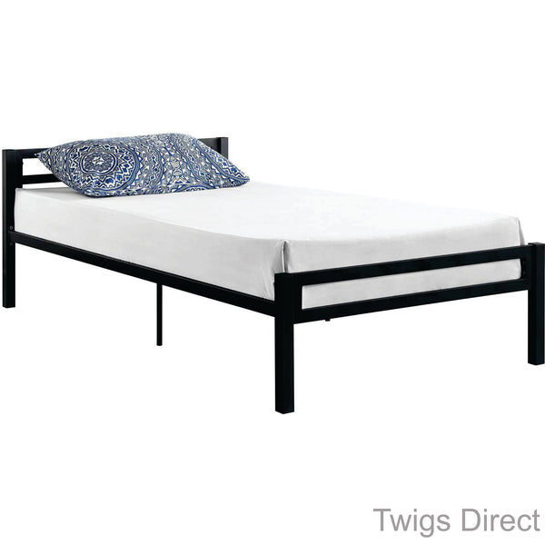 Mainstays Premium Metal Bed, Twin Size