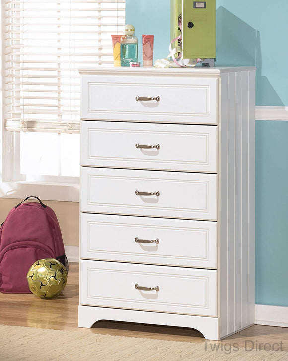 Lulu 5 Drawer Chest