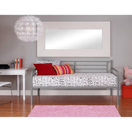 DHP Contemporary Metal Daybed Frame