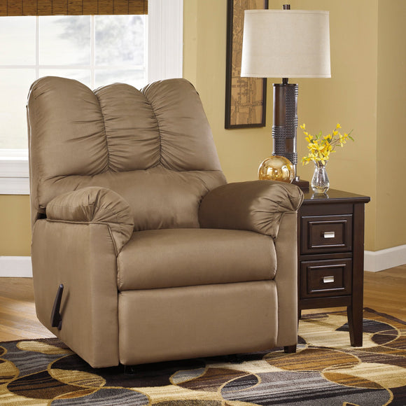 Fabric Rocker Recliner