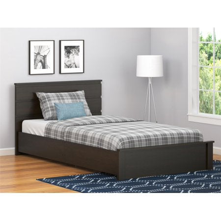 Mainstays Westlake Twin Bed - Color: Espresso