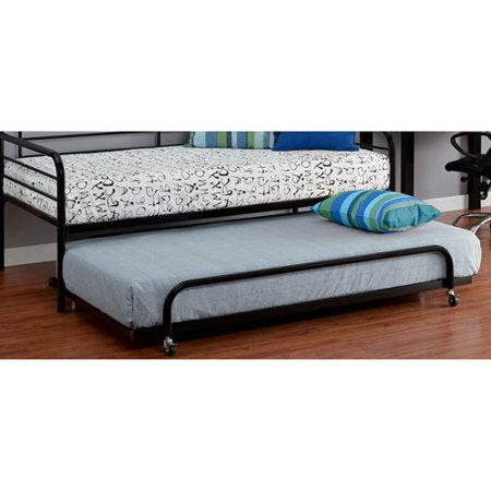 Dorel Home Twin Trundle for Metal Daybed