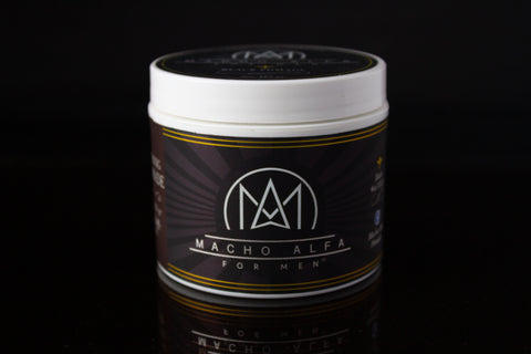 BLACK POMADE FIRME (STRONG) HOLD 113GR