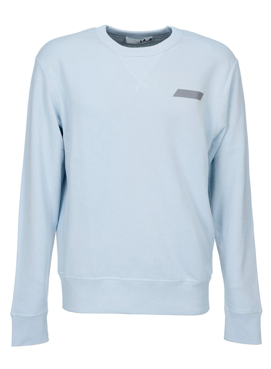 LA_B Classic Sweatshirt Sky Blue men