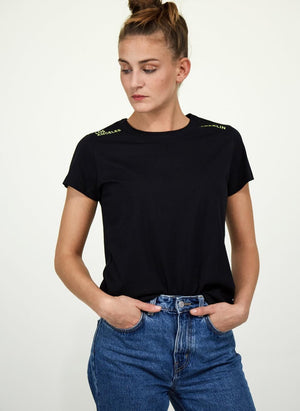 LA_B City T-shirt women black