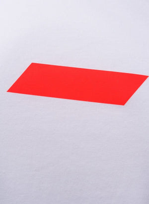 LA_B Classic T-Shirt Neon Red men