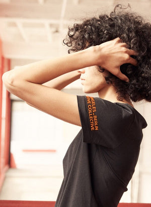 LA_B T-Shirt Creative Collective women
