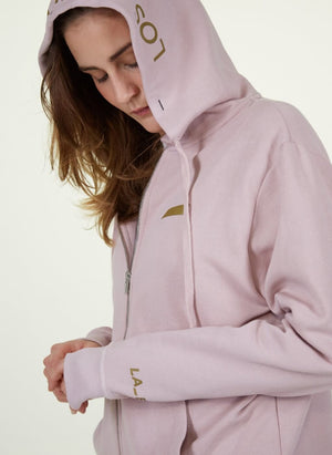 LA_B Classic City Hoodie Jacket women