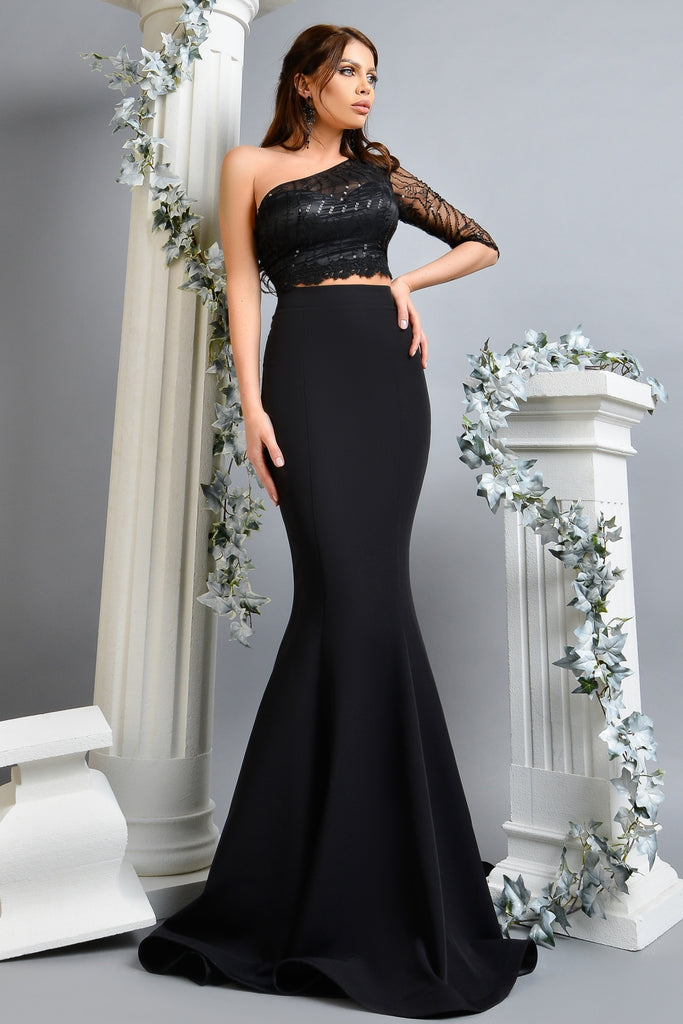 ELEGANT SET: TOP AND SKIRT CO 69