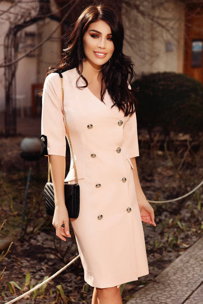 ROSE BLAZER DRESS RN 2247