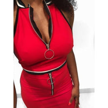 Load image into Gallery viewer, Candy Red Sporty Set - Delirious Boutique