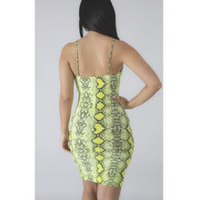 Load image into Gallery viewer, Slime Season Dress - Delirious Boutique