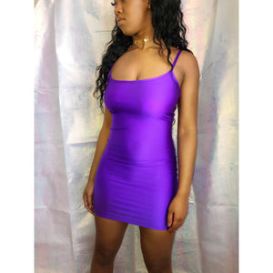 Seduction Mini Dress - Delirious Boutique