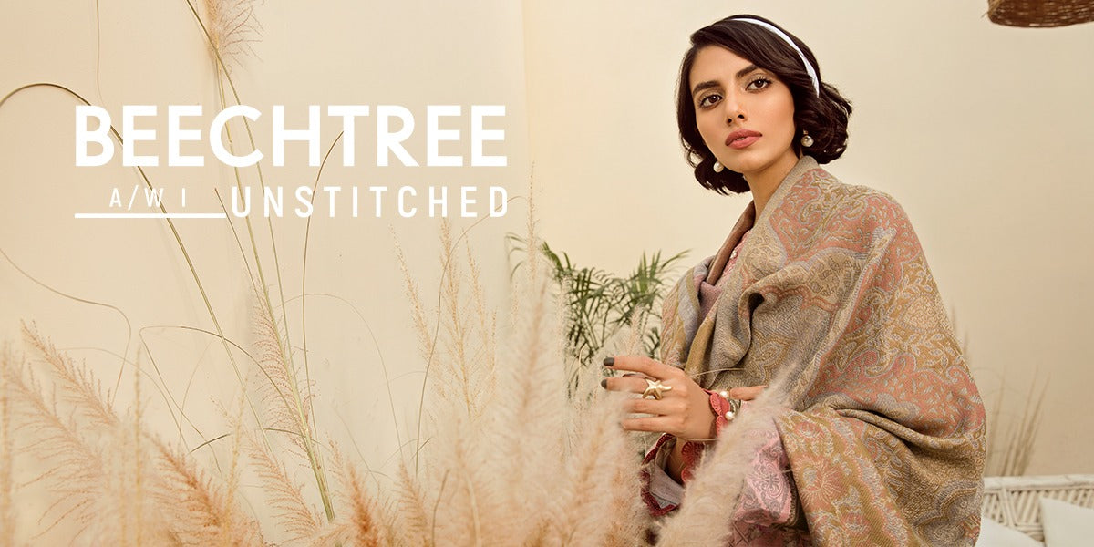 Beachtree - Beechtree is best women pret stictched unstitched clothing brand of pakistan
