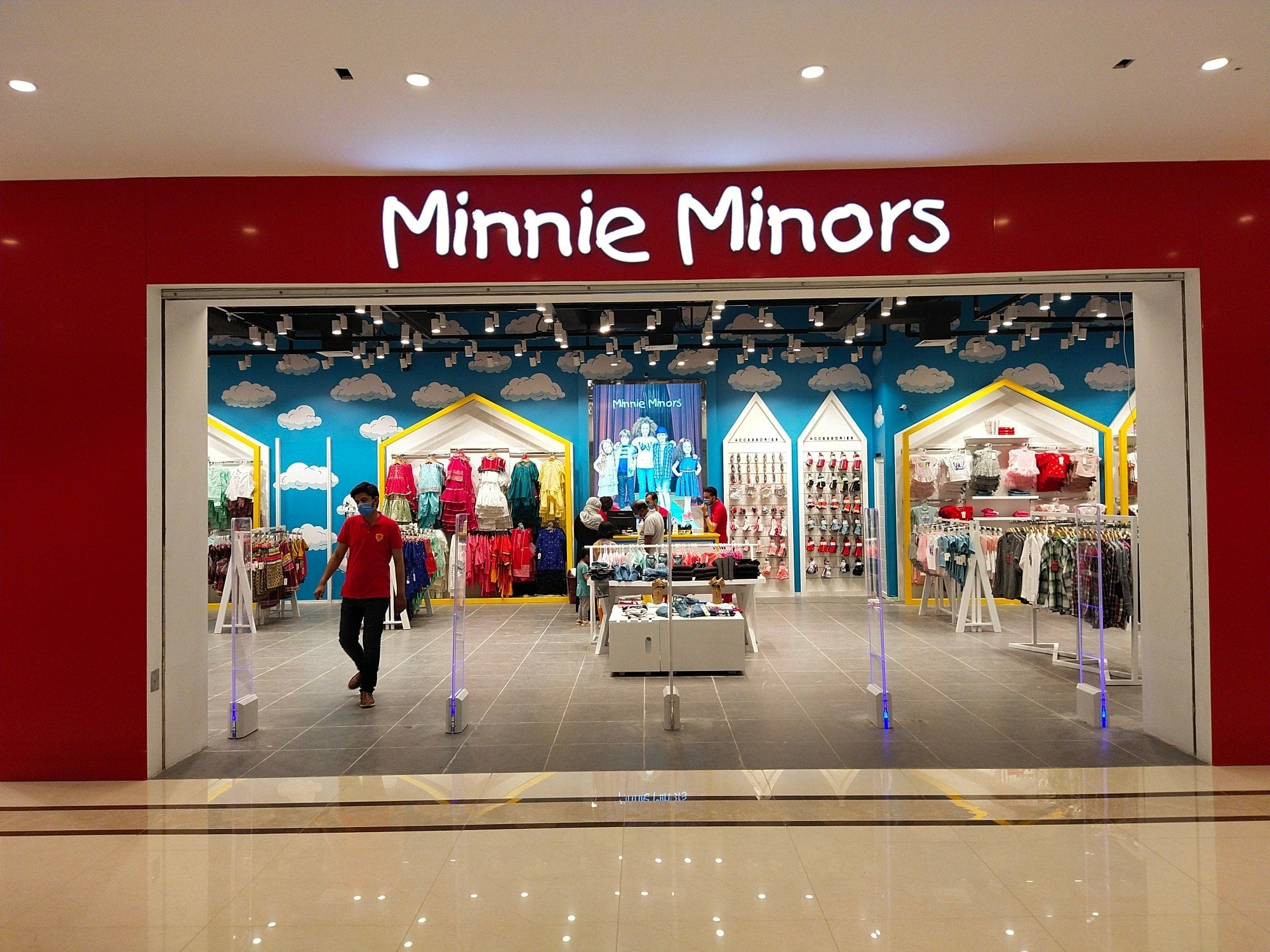 Minnie Minors - Super squad - Girls Boys Infant Kids clothing Store