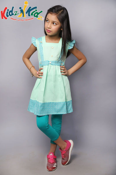 Girls Kurti With Trousers
