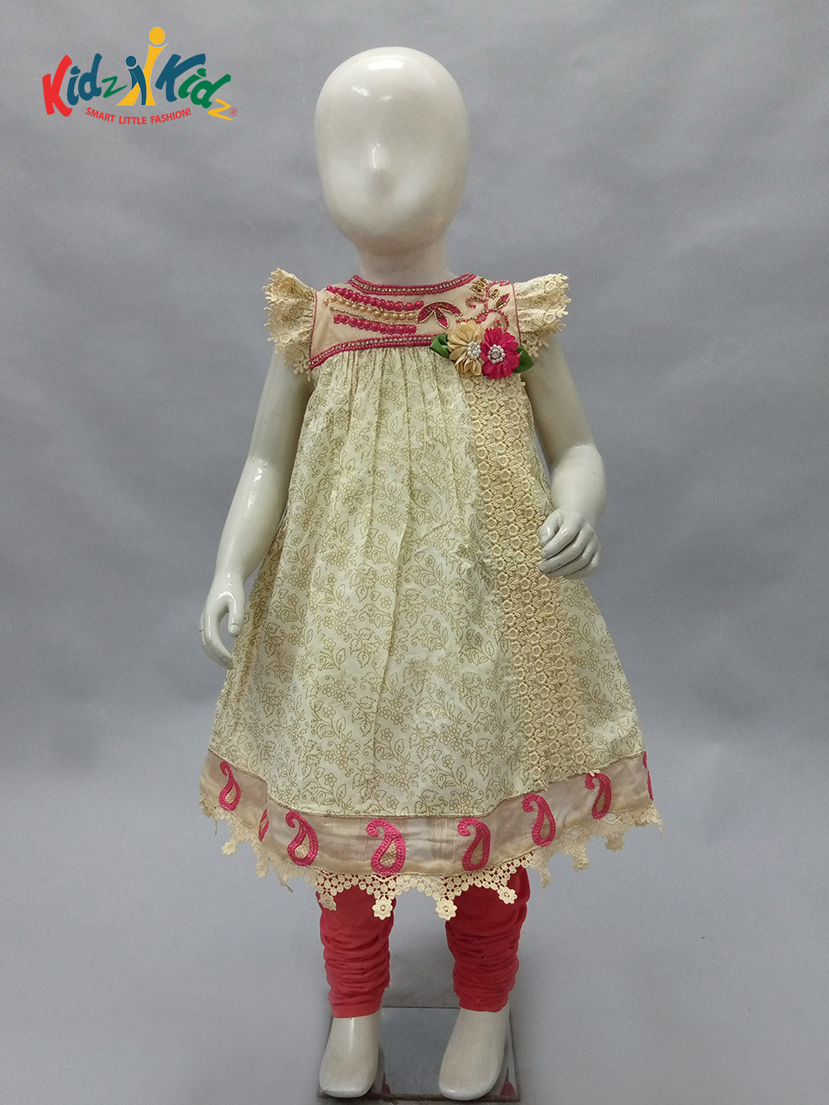 Girls Fancy Frock