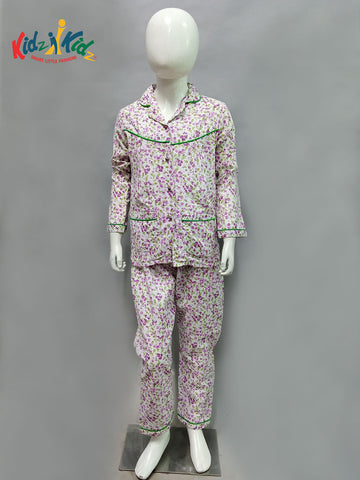 Girls Sleeping Suit