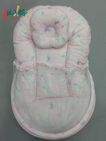 NewBorn Sleeping Bag With Mosquito Net