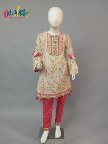 Girls 2Pcs Suits