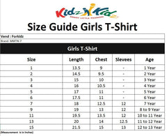 Girls Tshirts