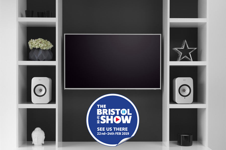 Experience Exceptional Stereo Sound with KEF at Bristol Hi-Fi Show