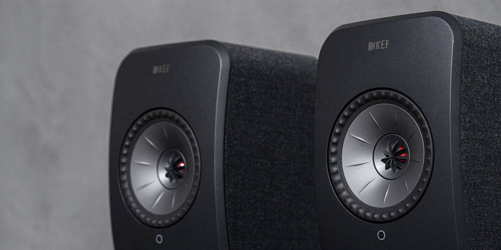 Your choice of FREE matching accessory worth up to £300 when you buy KEF LSX