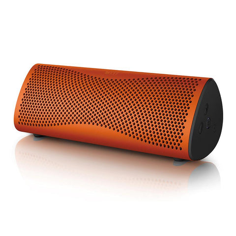 Orange MUO Portable Bluetooth Speaker