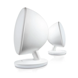 White EGG Bluetooth Computer Speakers