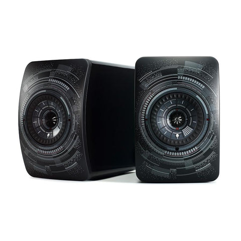 LS50 Wireless Nocturne By Marcel Wanders - Stereo Wi-Fi Speakers