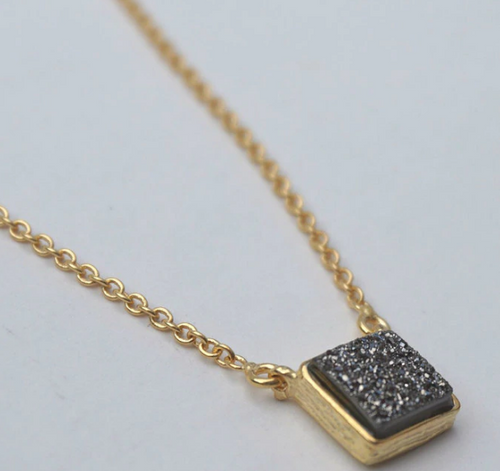 Molly Marcasite Necklace