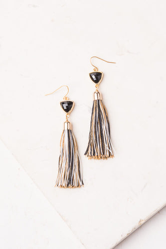 Wendy Tassel Earrings