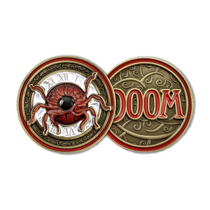 Creeping Despair - Metal Doom Tokens