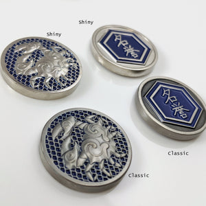Crab Classic - Metal Fate/Honor Tokens