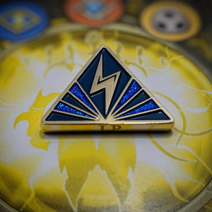 Custom Token - Radiant Strike - Metal Stun + Power Tokens