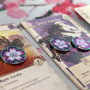 Splendor of Seasons Sakura - Iridescent Fate/Honor Tokens