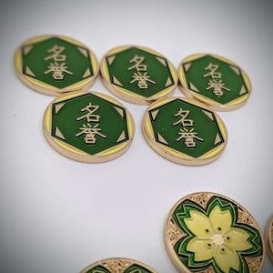 Custom Token - Spring Blossom Sakura Tokens - Unofficial L5R LCG Compatible Fate/Honor