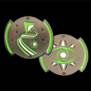 Elite Maneuver Series - Metal Tokens