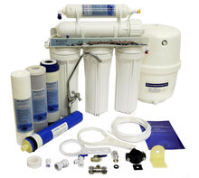 Domestic Undersink 5 Stage Reverse Osmosis System Fluoride Removal (50 GPD)