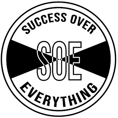 SUCCESS OVER EVERYTHING
