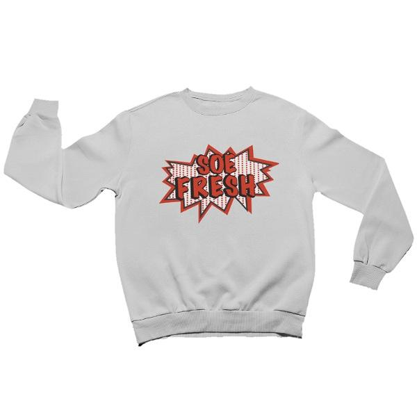 Soe Fresh Crewneck Sweatshirt