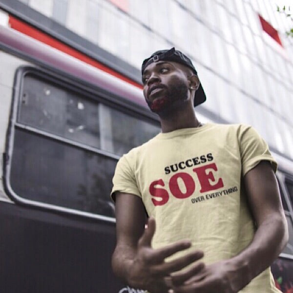SOEthentic Tee - shopsoeclothing