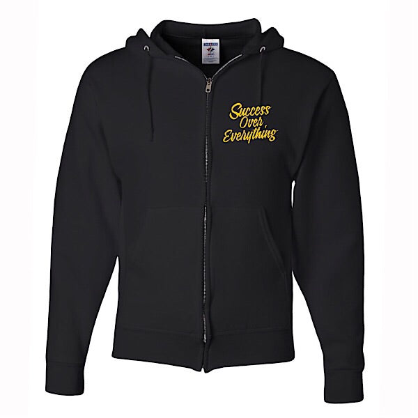 Success Signature Jogging Suit-Black