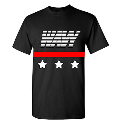 The Wave 3 Star Tee - shopsoeclothing