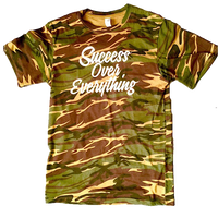 Success Logo Camo Tee - shopsoeclothing