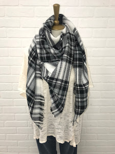 Large Blanket Scarf