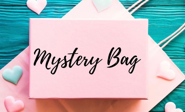 MYSTERY BAG - 4 for $60