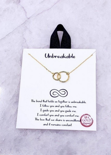 Unbreakable Necklace Gift Sets
