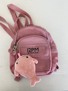 Pink Mon Ami Mini Backpack